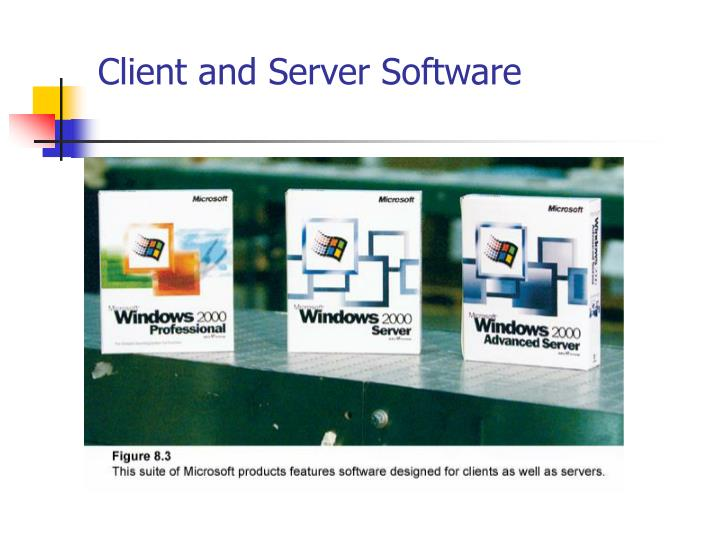Client and Server Software