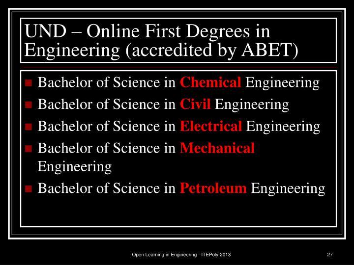 Online bs engineering degree abetting online betting horse racing australia jobs