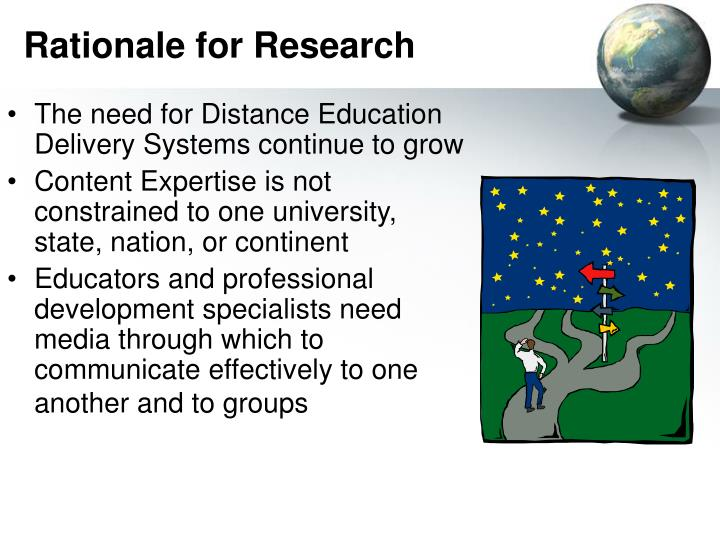 the necessity for distance education and The process of education has all along been discussed in terms of its aims the importance of aims in education has been emphasised by scholars, philosophers and educators through all ages education must have aims as activity with an aim is all one with acting intelligently this means a system.
