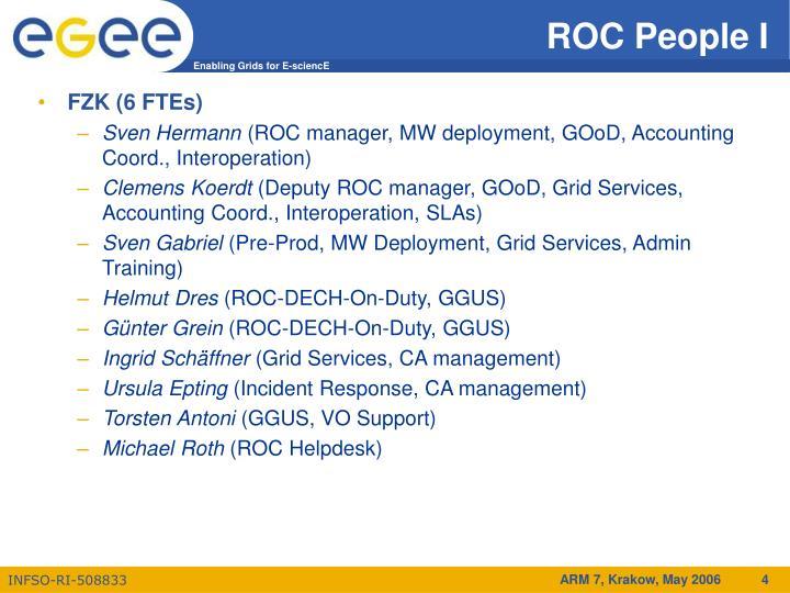 ROC People I