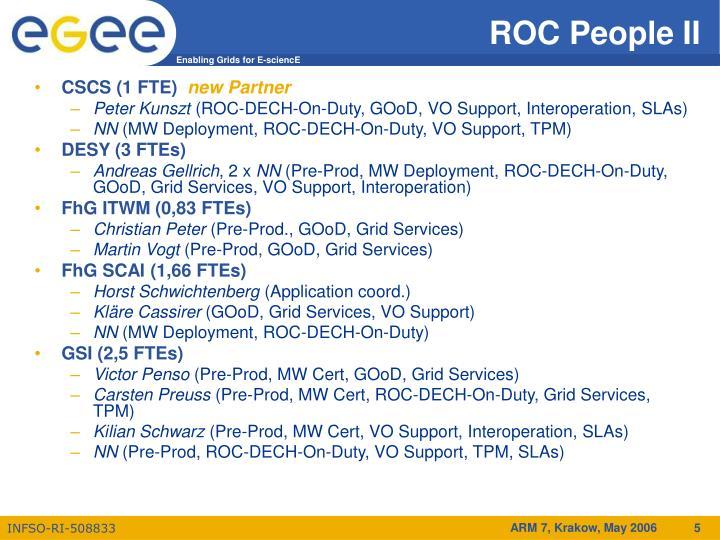 ROC People II