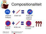 compositionaliteit