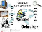 vorig uur kennissystemen