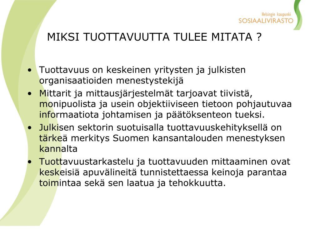 Helsingin Kaupunki Sosiaalivirasto