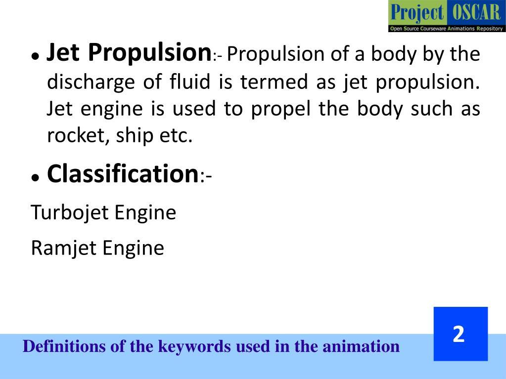 Ramjet Engine Ppt