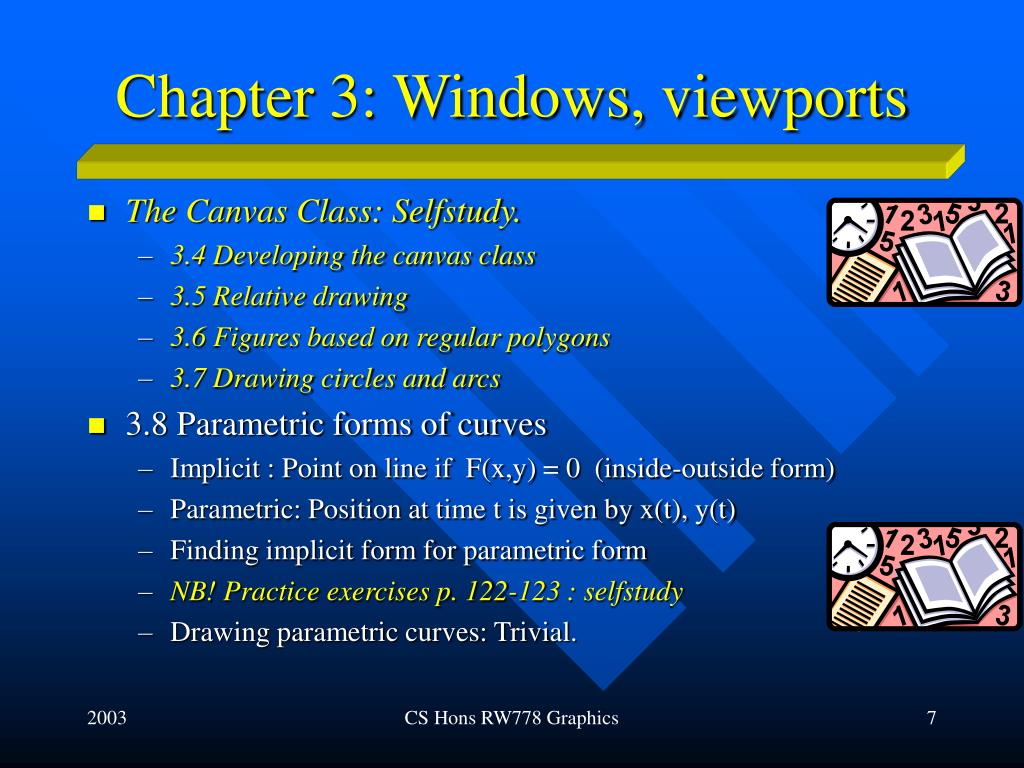 PPT - Chapter 3: Windows, viewports PowerPoint Presentation