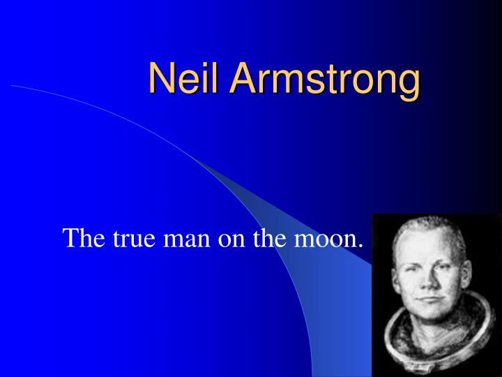 neil armstrong n.