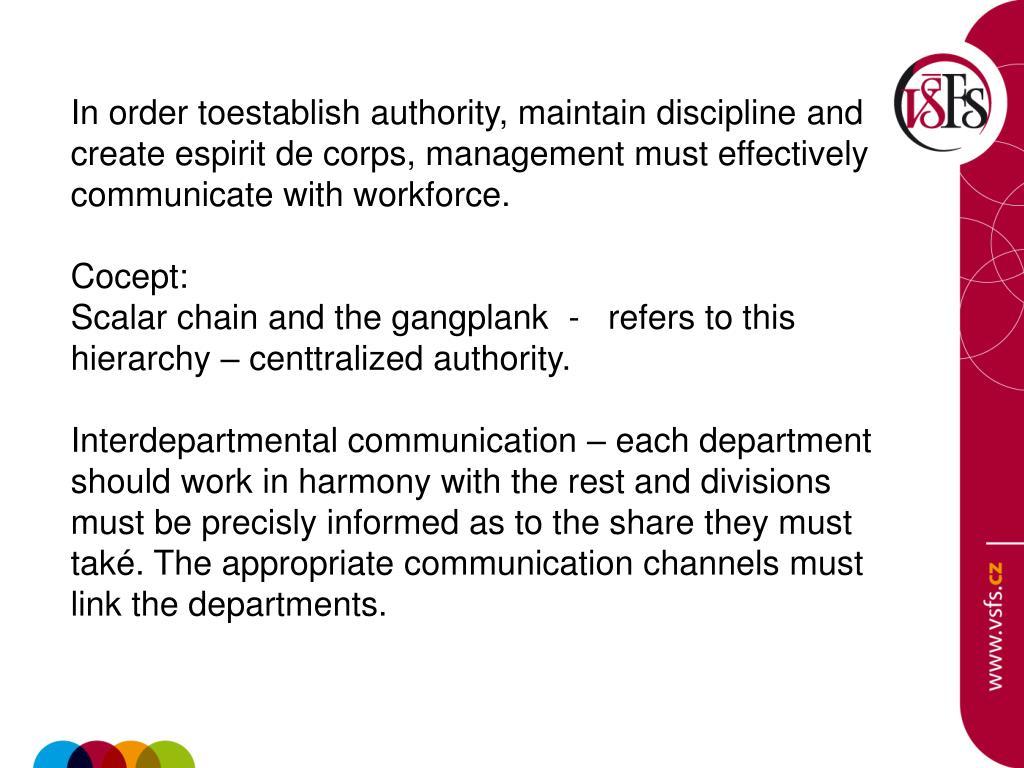 PPT - Management Theory and Organizational Communication L 3