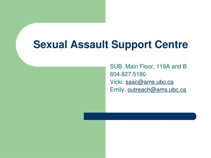 sexual assault support centre n.