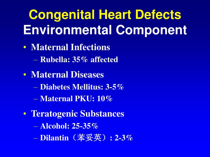 Maternal Infections