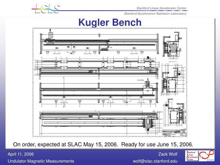 Kugler Bench