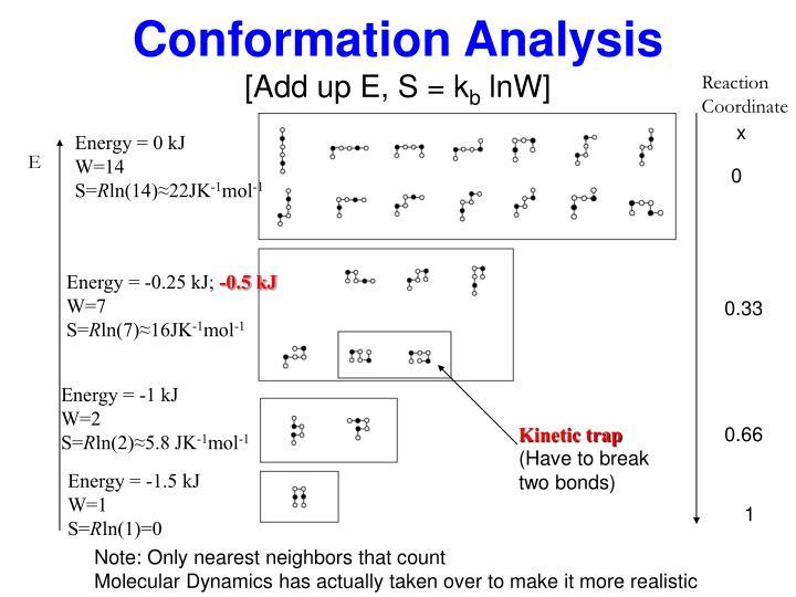 Conformation Analysis