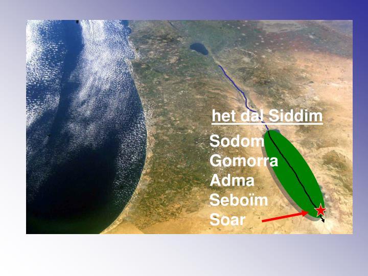 het dal Siddim