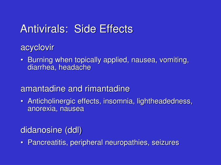 PPT - Antiviral Agents PowerPoint Presentation - ID:4024663