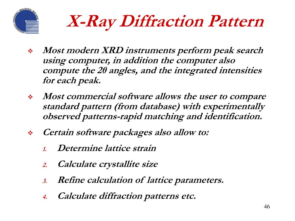 PPT - X-Ray Diffraction (XRD) PowerPoint Presentation - ID