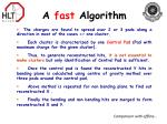 a fast algorithm