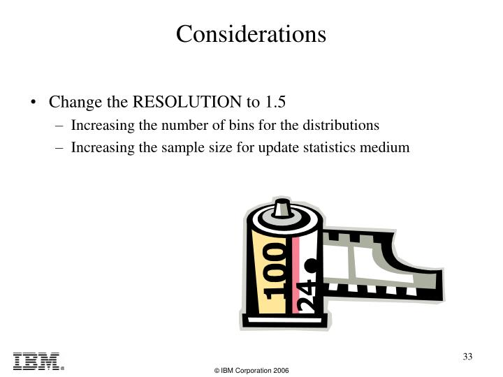 Change the RESOLUTION to 1.5