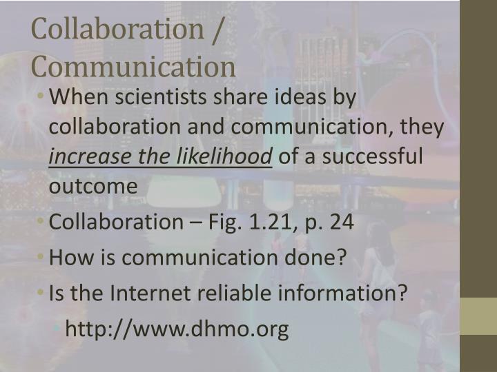 Collaboration / Communication