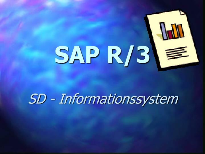 SAP R/3