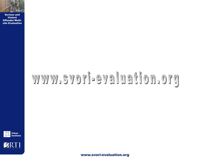 www.svori-evaluation.org
