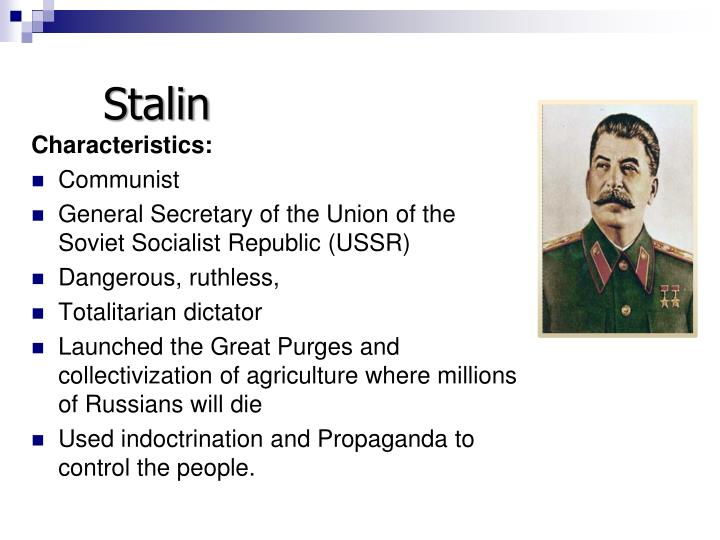 stalin economic policy terror in ussr