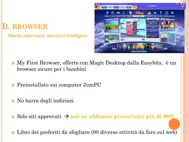 Il browser