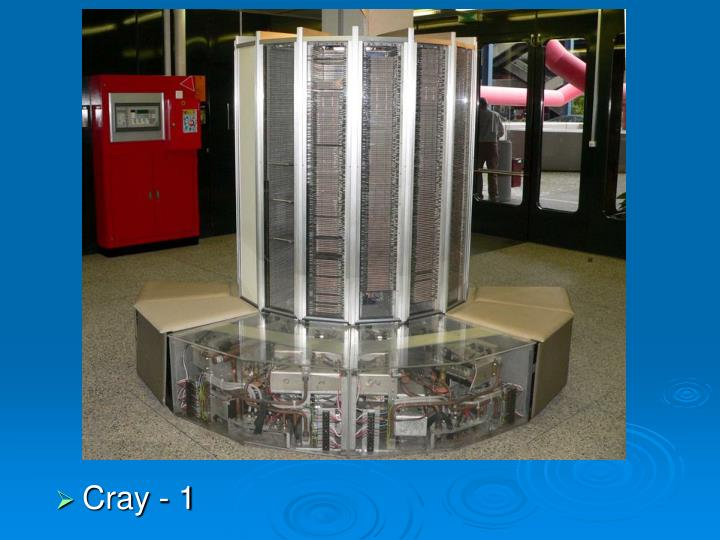 Cray - 1