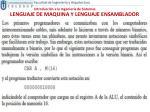 lenguaje de maquina y lenguaje ensamblador1