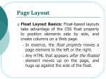 page layout1