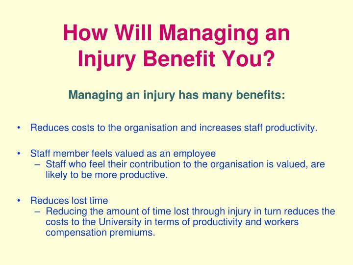 How Will Managing an