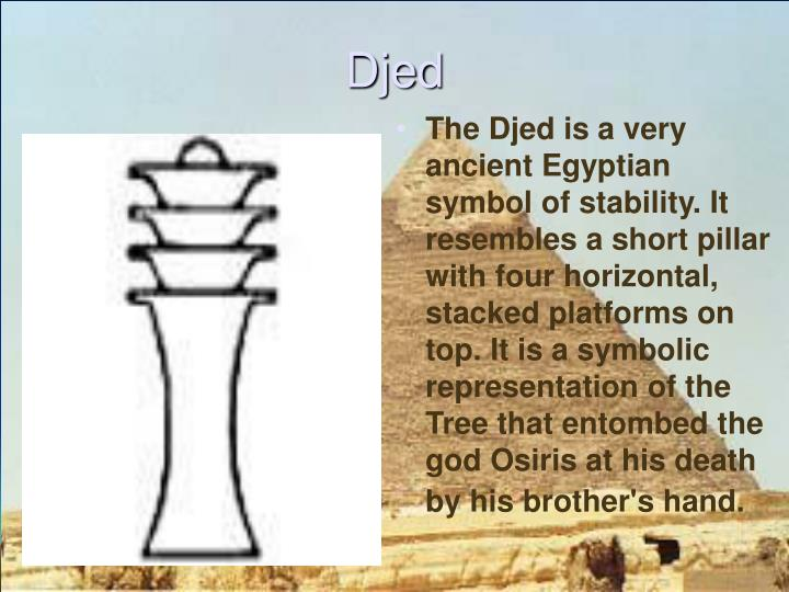 Ppt Symbols Of Ancient Egypt Powerpoint Presentation Id4029323