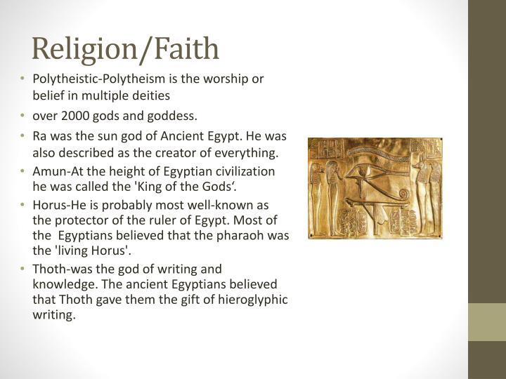 Religion/Faith