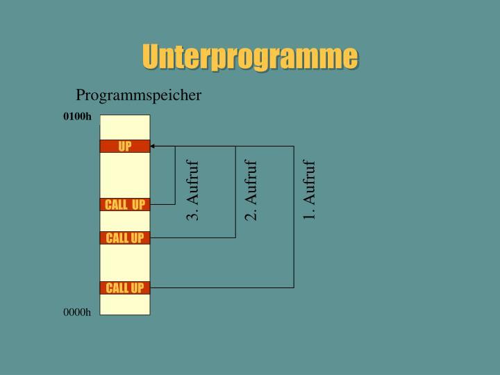 Unterprogramme1