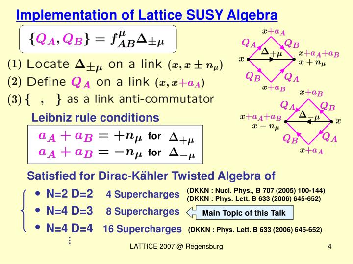 Leibniz rule conditions