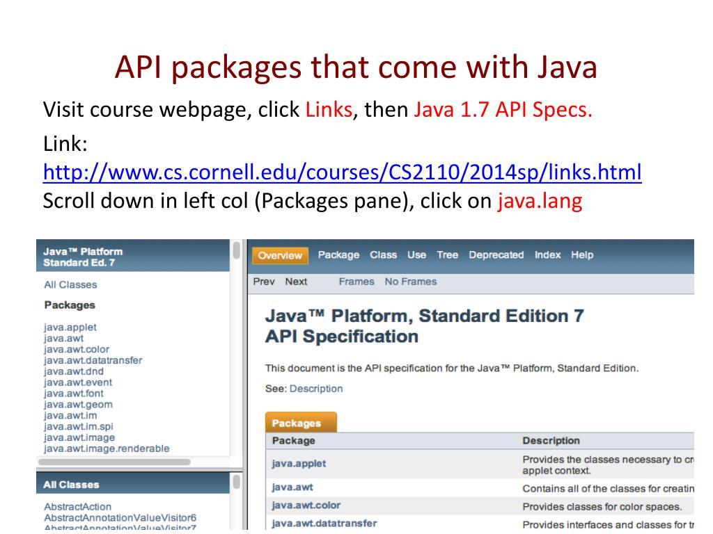 Java Cornell