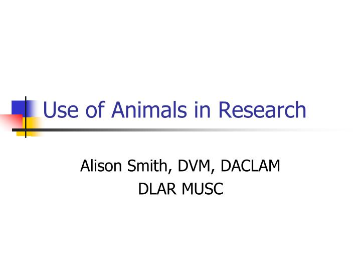 animal should t be used for research The animal rights activists believe animals should never be used for research, and the scientists believe any use of animals is acceptable listed below are factual historical accounts of animal use, statistics, and arguments against the use of animals.
