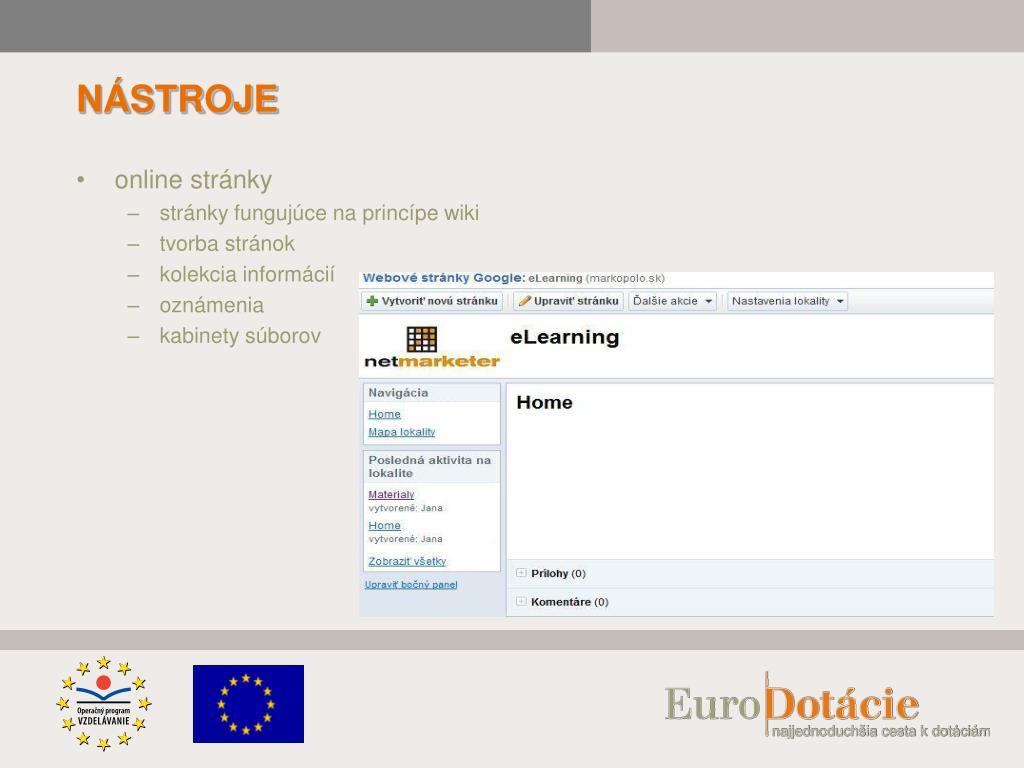 Klady online dátumu lokalít