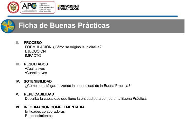 Ficha de Buenas Prácticas