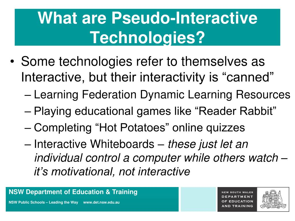 PPT - Interactive Classrooms in SR PowerPoint Presentation