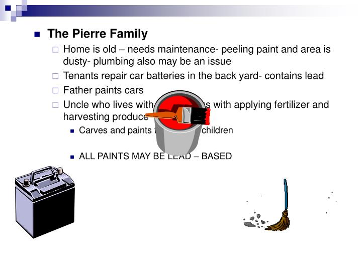The Pierre Family