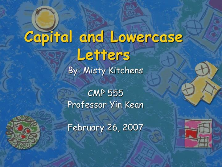 capital and lowercase letters n.