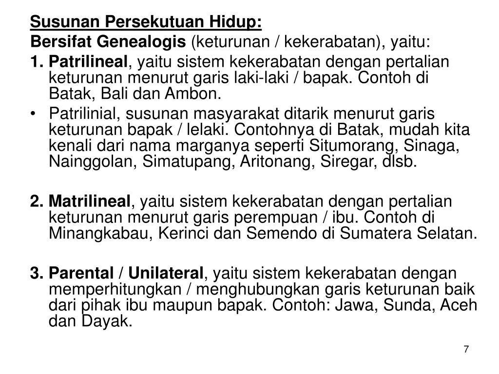 PPT - MASYARAKAT HUKUM ADAT INDONESIA PowerPoint
