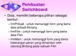 pembuatan switchboard2