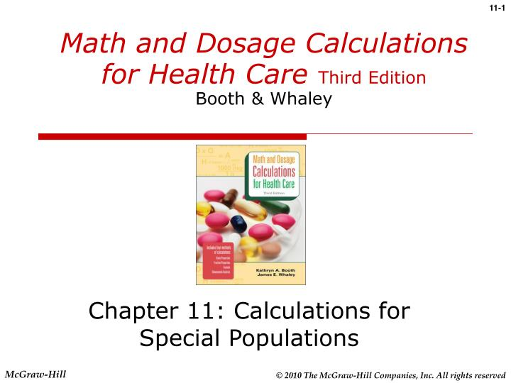 math and dosage calculations for health care third edition booth whaley n.