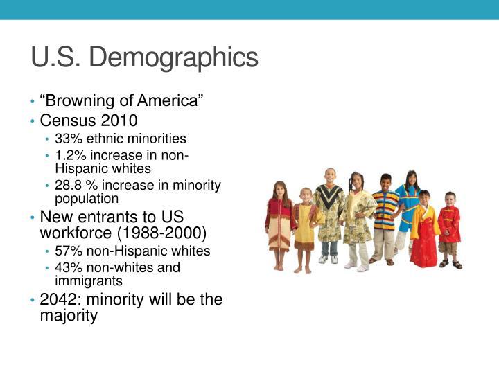 U s demographics