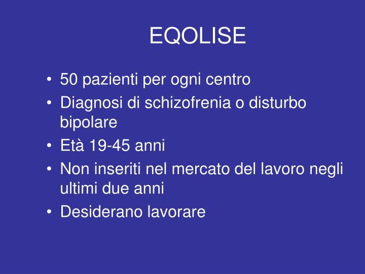 EQOLISE