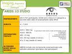 areds lo studio