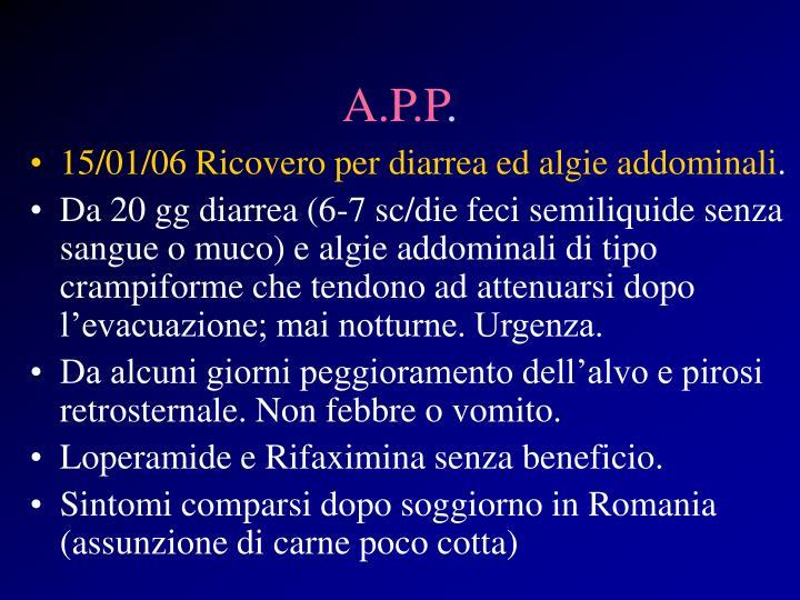 A.P.P