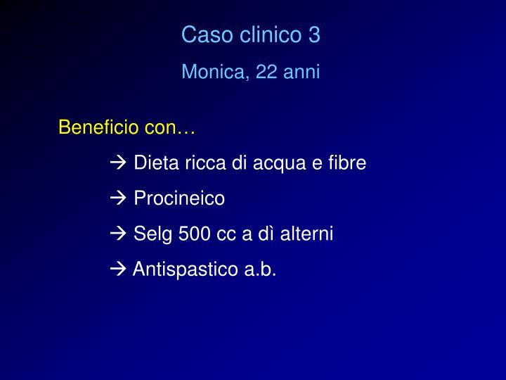 Caso clinico 3