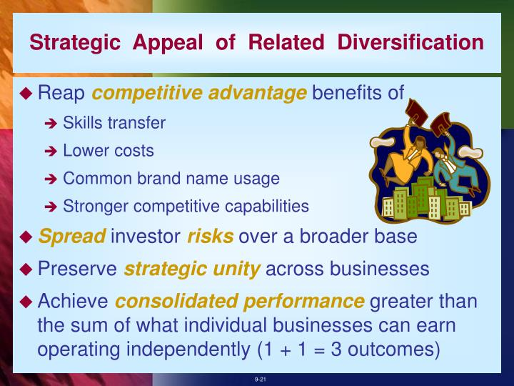Strategic  Appeal  of  Related  Diversification